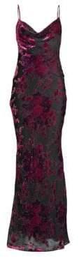 LIKELY Midori Velvet Gown