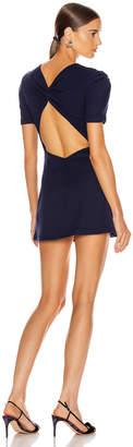Maggie Marilyn Hey Now Mini Dress in Midnight | FWRD