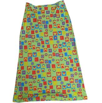Versus Green Skirt for Women
