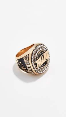 Alexander Wang Champion Ring 1