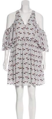 Rebecca Minkoff Printed Mini Dress