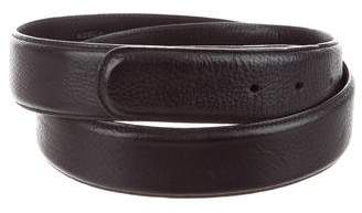 Chrome Hearts Leather Belt Strap