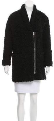 IRO Balding Bouclé Coat