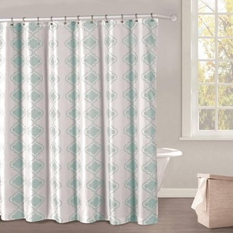 Duck River Crystal 72 in. W x 72in. L Polyester Shower Curtain in Royal Blue