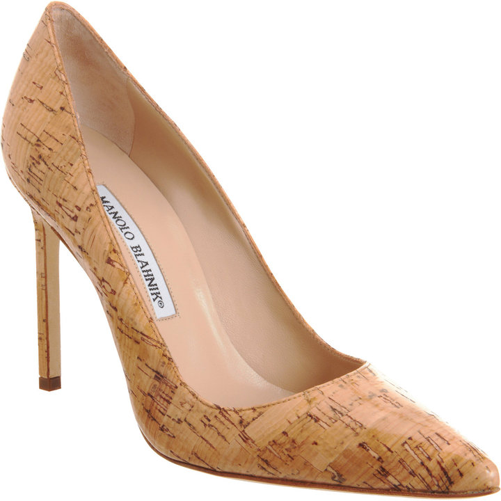 Manolo Blahnik Cork BB
