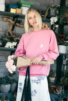 Rag Doll Ragdoll OVERSIZED SWEATSHIRT Light Pink