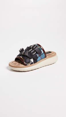 Marc Jacobs Emerson Multi Strap Sport Sandals