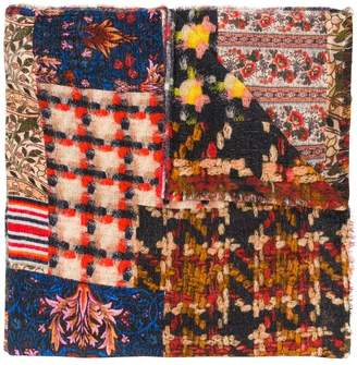 Faliero Sarti Decoration patterned scarf