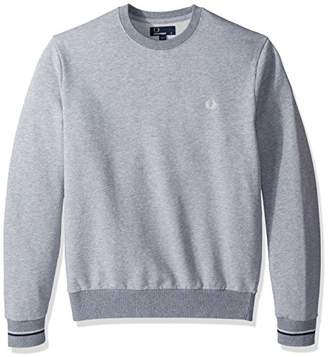 Fred Perry Men's Crew Neck Sweat