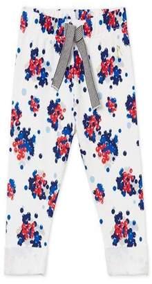 Petit Bateau Floral Pants