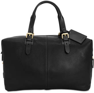 Cole Haan Men's Brayton Leather Duffel Bag