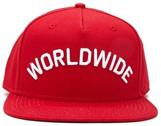 Forever 21 Men Worldwide Snapback Hat