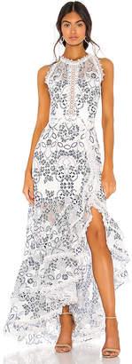 Santorini Bronx and Banco Maxi Dress