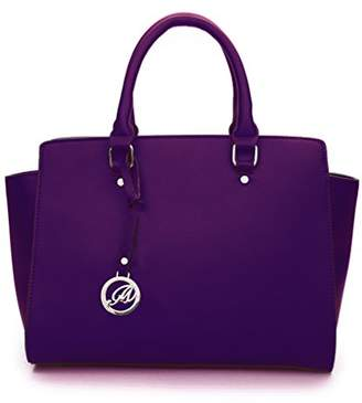 Major-Q Women Fashion Designer Purse Handbag 664018 ()