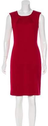 Lafayette 148 Sleeveless Sheath Dress