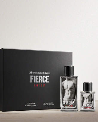 Abercrombie & Fitch Fierce Cologne Gift Set