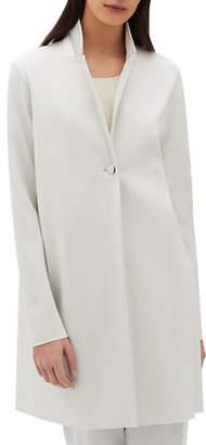 Lafayette 148 New York Labelle Modern Modal Long Jacket