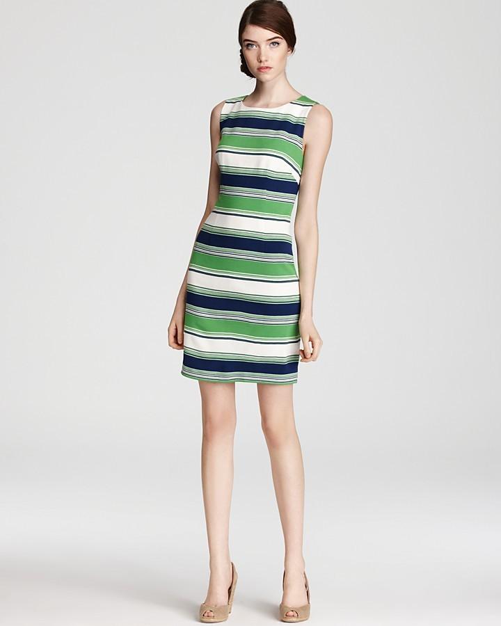 Trina Turk Dress - Spectator Stripe