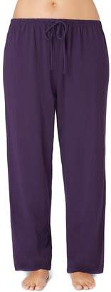 Jockey Plus Size Pajamas: Modern Cotton Pajama Pants