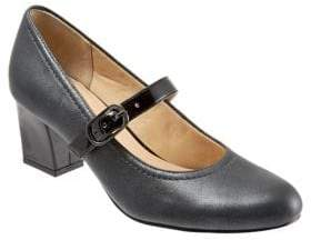 Trotters Candace Leather Mary Jane Pumps