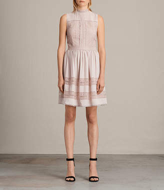 AllSaints Rowy Lace Dress