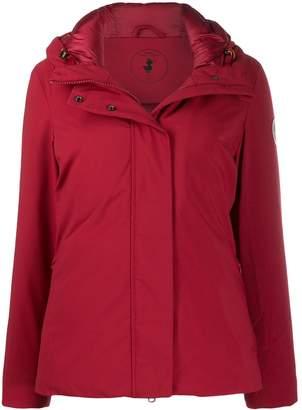 Save The Duck short zip-up jacket