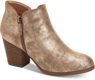 Style&Co. Style & Co Masrinaa Ankle Booties, Women Shoes