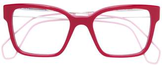 Miu Miu square frame glasses
