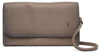 Frye Leather Lily Phone Crossbody Bag