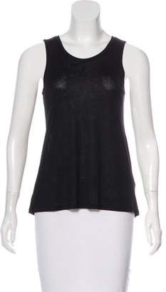 Alexis Sleeveless Scoop Neck Top w/ Tags