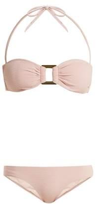 Melissa Odabash Angola Strapless Bikini - Womens - Pink