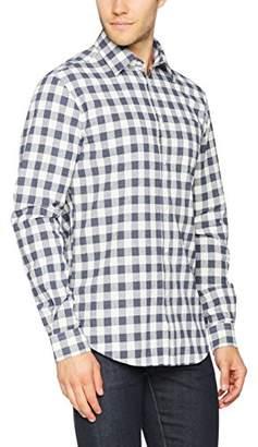 Esprit Men's 087eo2f011 Formal Shirt,(Manufacturer Size: -40)