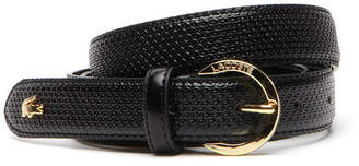 Lacoste Women's Chantaco Belt