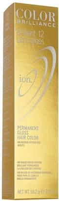Ion 1B Blue Black Brilliant Permanent Gloss Hair Color