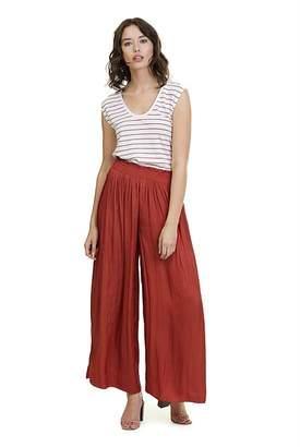 Country Road Shirred Waist Pant