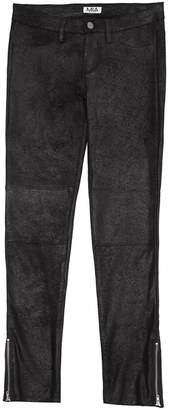 MIA New York Sueded Crackle Pants