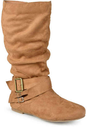 Journee Collection Shelley-6 Wide Calf Boot - Women's