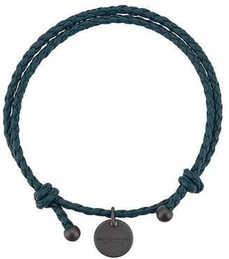 Bottega Veneta double intrecciato bracelet