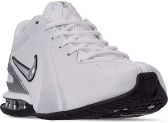 Nike Men's Reax Trainer III Synthetic Leather Training Shoes