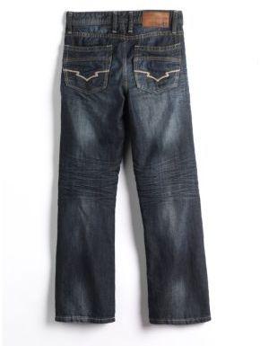 Buffalo David Bitton Guys 8-20 King Bootcut Cotton Jeans
