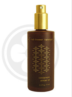 Red Flower Hammam - Cardamom Amber Oil - 2.4 Oz