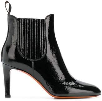 Santoni classic ankle boots