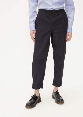 Comme des Garcons Homme Deux Garment Dyed Elastic Waist Trouser
