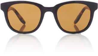 Barton Perreira Thurston Tortoiseshell Sunglasses