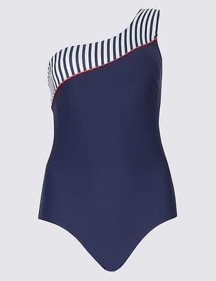 Marks and Spencer Secret SlimmingTM One Shoulder Swimsuit