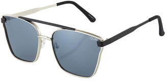 Quay Cassius Square Plastic Sunglasses