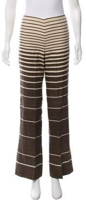 Valentino Mid-Rise Pants