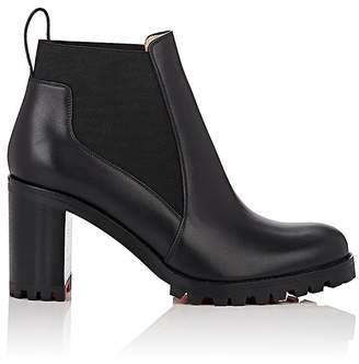 Christian Louboutin Women's Marcharoche Leather Ankle Boots