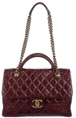 Chanel Medium Castle Rock Flap Bag