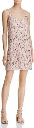 Sadie & Sage Floral Print Crisscross Back Dress $68 thestylecure.com
